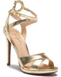 Fergie - Naima Ankle Strap Sandal - Lyst