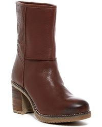 Naughty Monkey - Arctic Leather Boot - Lyst