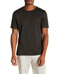 Vince - Solid Knit Jersey Tee - Lyst