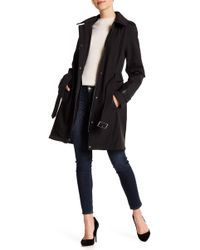 Michael Kors - Missy Hooded Coat - Lyst