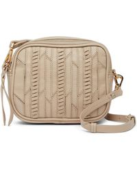 Kooba - Pasadena Mini Leather Crossbody Bag - Lyst