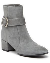 Charles David - Maddie Buckle Boot - Lyst