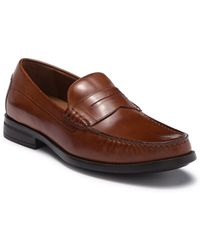 Johnston & Murphy - Chadwell Penny Loafer - Lyst
