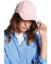 True Religion - Washed Applique Ball Cap - Lyst