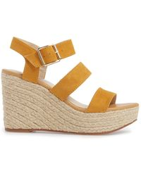 BC Footwear - Snack Bar Espadrille Wedge Sandal - Lyst