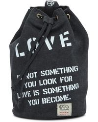 Peace Love World - Sling Bucket Bag - Lyst