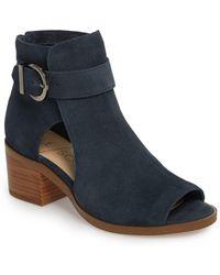 34c97ecd1227 Sole Society - Tracy Block Heel Sandal (women) - Lyst