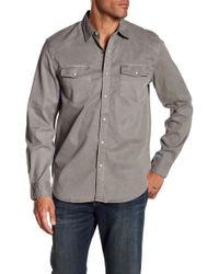 Lucky Brand - Western Workwear Long Sleeve Shirt - Lyst