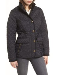 Joules - Warm Welcome Quilted Jacket - Lyst