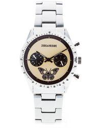 Zadig & Voltaire - Master Bracelet Watch, 36mm - Lyst