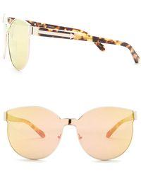 24acd7f0e01e Karen Walker - Star Sailor 51mm Cat Eye Sunglasses - Lyst