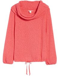 Caslon - Convertible Off The Shoulder Pullover (regular & Petite) - Lyst