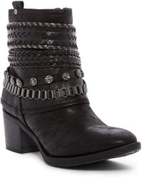 Carlos By Carlos Santana | Cole Belted Boot | Lyst