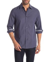Michael Kors - Dobby Classic Fit Shirt - Lyst