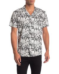 Neuw - Printed Regular Fit Shirt - Lyst