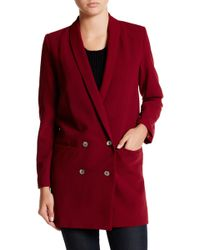 Six Crisp Days - Double Breasted Tailored Blazer - Lyst