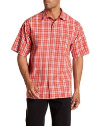 Tommy Bahama - Check-o-lada Original Fit Shirt - Lyst