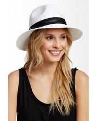 Vince Camuto - Panama Hat - Lyst 72e65d16148b