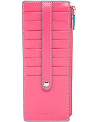 Lodis - Audrey Leather Card Case Stacker - Lyst