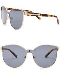e86ab2c4a704 Karen Walker - Star Sailor 51mm Cat Eye Sunglasses - Lyst
