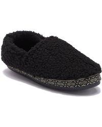 Woolrich - Whitecap (black) Women's Slippers - Lyst