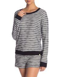 Honeydew Intimates - Undrest Thermal Sweatshirt - Lyst