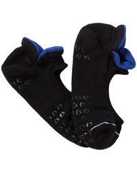Yummie By Heather Thomson - Double Tab Breeze Studio Socks - Lyst