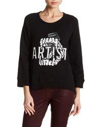 Zadig & Voltaire - Pries Sweater Tee - Lyst