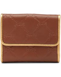 Longchamp - Lm Cuir Deluxe Leather French Purse - Lyst