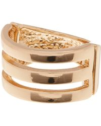 Joe Fresh - Cutout Detail Ring- Size 7 - Lyst