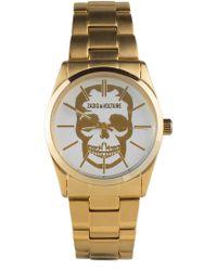 Zadig & Voltaire - Women's Timeless Analog Quartz Bracelet Watch, 38mm - Lyst
