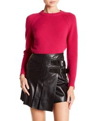 Helmut Lang - Cashmere Crew Neck Sweater - Lyst