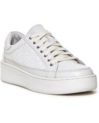Free People - Letterman Sneaker - Lyst