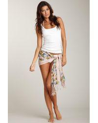 Subtle Luxury - Spun Scarves By Rose Garden Wrap - Lyst
