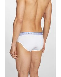 CALVIN KLEIN 205W39NYC - Air Fx Low Rise Briefs - Lyst