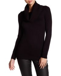 French Connection - Babysoft Cowl Neck Knit Sweater - Lyst