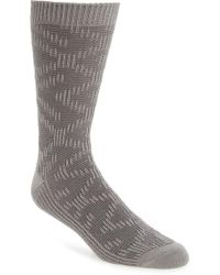 UGG - (r) Textured Socks - Lyst