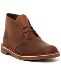 Clarks - Bushacre Chukka Boot- Wide Available - Lyst