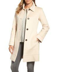 Fleurette - Wool Coat - Lyst