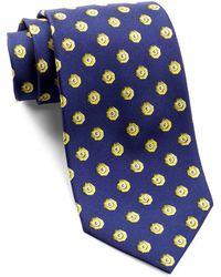 Thomas Pink - Foulard Silk Tie - Lyst