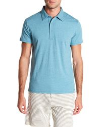 Grayers - Hartford Short Sleeve Jersey Polo - Lyst
