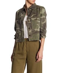 Sincerely Jules | Hunter Camo Jacket | Lyst