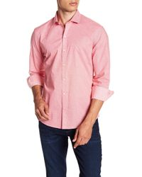 Zachary Prell - Joel Print Shirt - Lyst