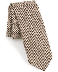BOSS - Jacquard Tie - Lyst