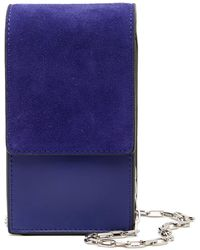French Connection   Charlotte North/south Mini Crossbody Bag   Lyst