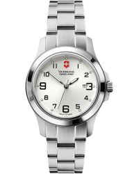 Victorinox - Women's Garrison Elegance Sm Bracelet Watch, 32mm - Lyst
