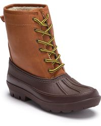 Dirty Laundry - Bigwig Burnished Cold Weather Faux Fur Boot - Lyst