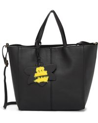 T-Shirt & Jeans - Tote Bag With Plush Bee - Lyst