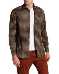 Billy Reid - John T Standard Cut Shirt - Lyst