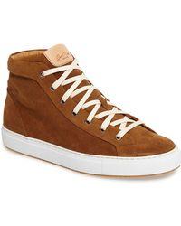 Good Man Brand - Sure Shot Hi Sneaker (men) - Lyst